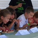 Cherry Pie Eating Contest